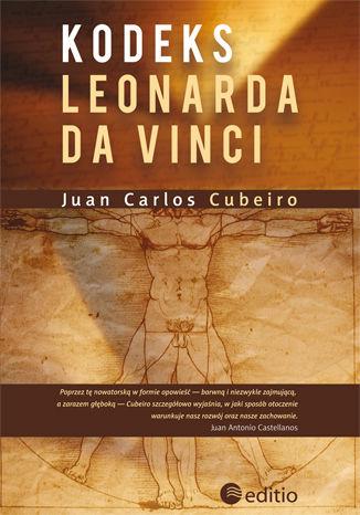 Okładka książki Kodeks Leonarda da Vinci