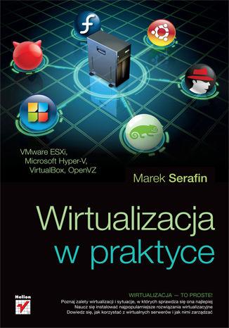 Okładka książki Wirtualizacja w praktyce