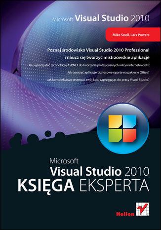 Okładka książki/ebooka Microsoft Visual Studio 2010. Księga eksperta