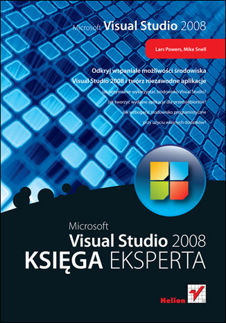 Okładka książki/ebooka Microsoft Visual Studio 2008. Księga eksperta