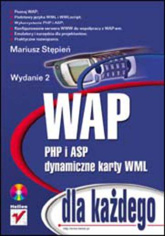 Okładka książki/ebooka WAP dla każdego. Wydanie II