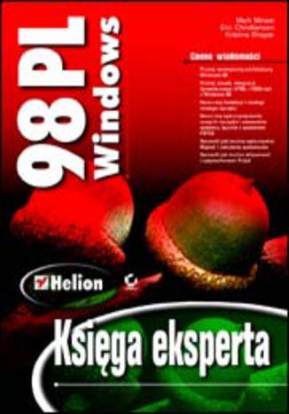 Okładka książki Windows 98 PL. Księga eksperta