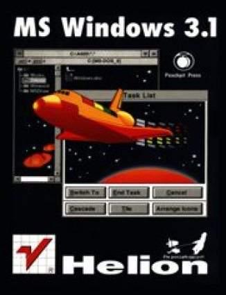 Okładka książki/ebooka Windows 3.1. Ilustrowany podręcznik