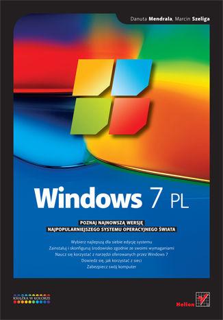 Okładka książki/ebooka Windows 7 PL