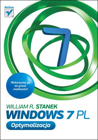 Okładka książki/ebooka Windows 7 PL. Optymalizacja