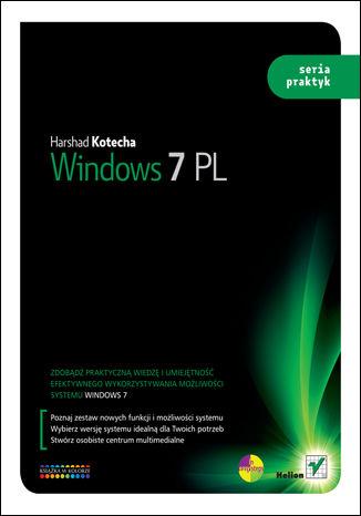 Okładka książki/ebooka Windows 7 PL. Seria praktyk