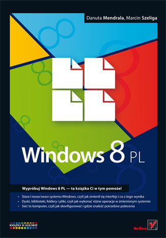 Okładka książki/ebooka Windows 8 PL