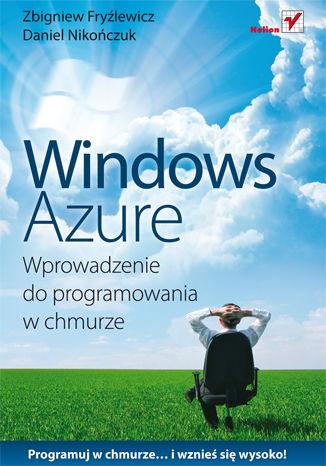 Okładka książki Windows Azure. Wprowadzenie do programowania w chmurze