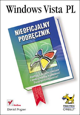 Okładka książki/ebooka Windows Vista PL. Nieoficjalny podręcznik