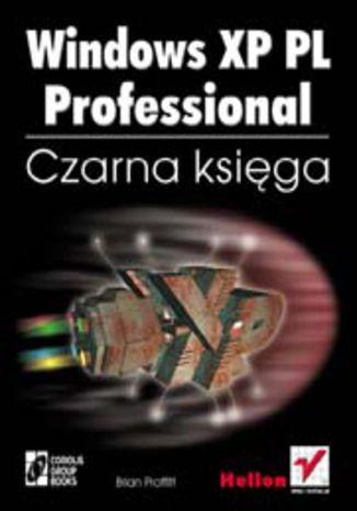 Okładka książki/ebooka Windows XP PL Professional. Czarna księga