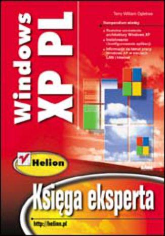 Okładka książki/ebooka Windows XP PL. Księga eksperta