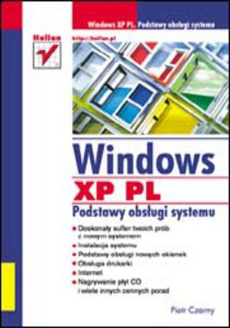 Okładka książki/ebooka Windows XP PL. Podstawy obsługi systemu