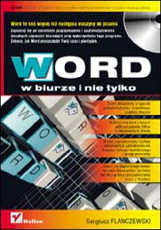 Okładka książki/ebooka Word w biurze i nie tylko