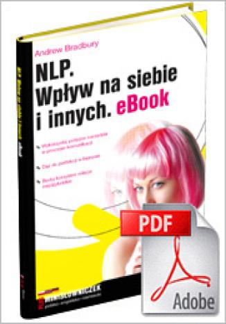 Okładka książki NLP. Wpływ na siebie i innych