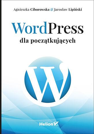 Okładka książki/ebooka WordPress dla początkujących