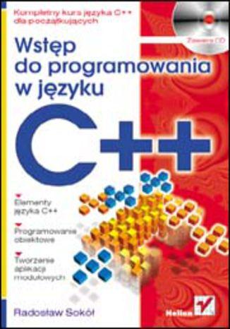 Okładka książki/ebooka Wstęp do programowania w języku C++