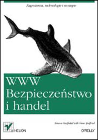 Okładka książki/ebooka WWW. Bezpieczeństwo i handel