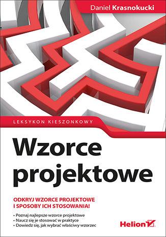 Okładka książki Wzorce projektowe. Leksykon kieszonkowy