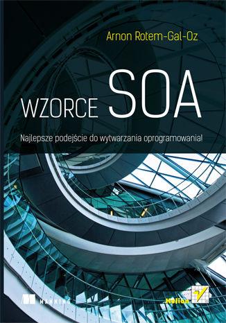 Okładka książki/ebooka Wzorce SOA