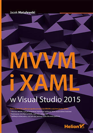 MVVM i XAML w Visual Studio 2015