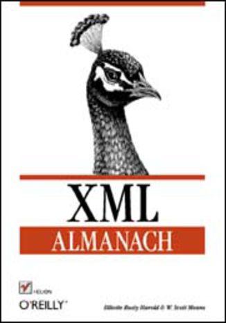 Okładka książki XML. Almanach