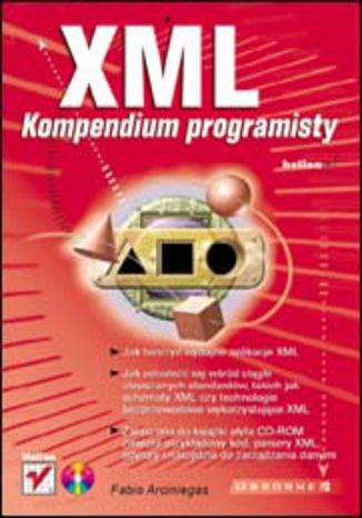 Okładka książki/ebooka XML Kompendium programisty