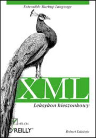 Okładka książki/ebooka XML. Leksykon kieszonkowy