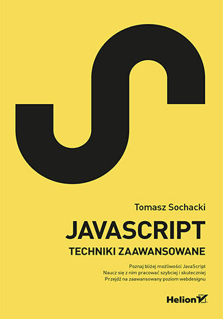 Okładka książki/ebooka JavaScript. Techniki zaawansowane