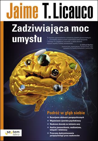 Okładka książki Zadziwiająca moc umysłu