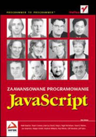 Okładka książki/ebooka JavaScript. Zaawansowane programowanie