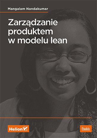 Okładka książki/ebooka Zarządzanie produktem w modelu lean