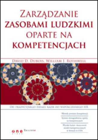 Okładka książki/ebooka Zarządzanie zasobami ludzkimi oparte na kompetencjach