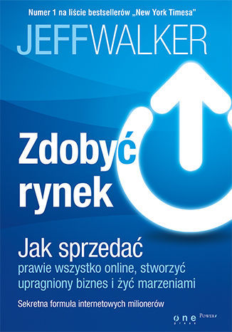 Okładka książki/ebooka Zdobyć rynek. Jak sprzedać prawie wszystko online, stworzyć upragniony biznes i żyć marzeniami