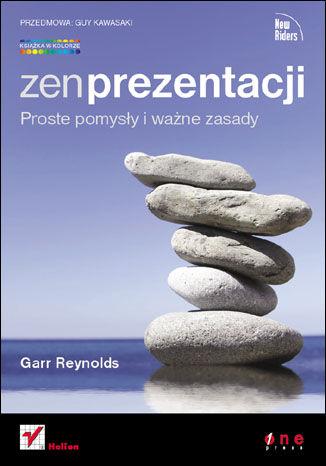 Okładka książki/ebooka Zen prezentacji. Proste pomysły i ważne zasady
