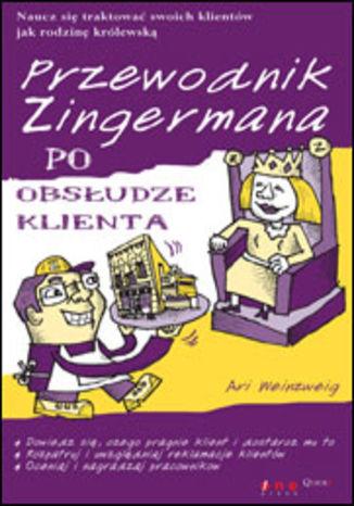 Okładka książki Przewodnik Zingermana po obsłudze klienta