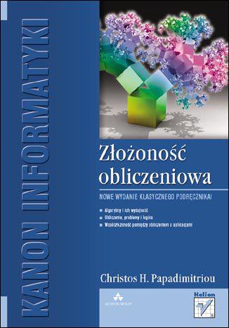 Okładka książki Złożoność obliczeniowa