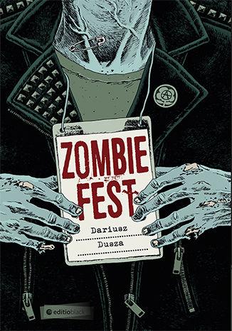 Okładka książki/ebooka Zombie Fest