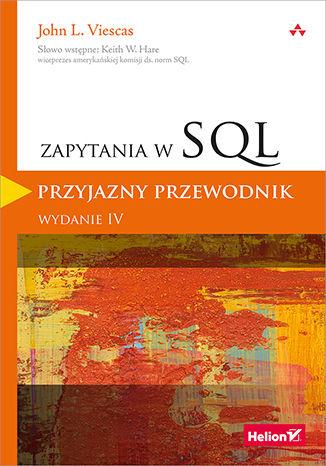 Okładka książki/ebooka Zapytania w SQL. Przyjazny przewodnik. Wydanie IV