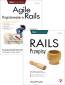 Agile. Programowanie w Rails. Wydanie II. Rails. Przepisy - Zespół autorów, Chad Fowler