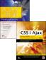AJAX i PHP. Praktyczny kurs. CSS i Ajax. Strony WWW zgodne ze standardami sieciowymi W3C - Marcin Lis. Christopher Schmitt, Kimberly Blessing, Rob Cherny, Meryl K. Evans, Kevin Lawver, Mark Trammell