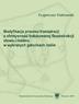 Modyfikacja procesu transpiracji a efektywno�� indukowanej fitoekstrakcji o�owiu i kadmu w wybranych gatunkach ro�lin