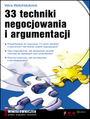 33 techniki negocjowania i argumentacji - Vĕra Bĕlohlávková