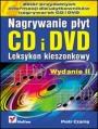 Nagrywanie płyt CD i DVD. Leksykon kieszonkowy. Wydanie II - Piotr Czarny