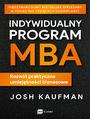 Indywidualny program MBA