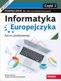 Informatyka Europejczyka. Podręcznik dla szkół ponadpodstawowych. Zakres podstawowy. Część 2