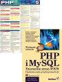 PHP i MySQL. Tworzenie stron WWW. Vademecum profesjonalisty. Wyd. 3.  Tablice informatyczne. PHP. Wydanie II - Luke Welling, Laura Thomson. Marcin Lis