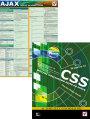 CSS. Witryny internetowe szyte na miarę. Autorytety informatyki. Wydanie II.   Tablice informatyczne. AJAX - Charles Wyke-Smith. Marcin Lis