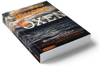 Okładka książki Mroczni Ludzie - Jens Henrik Jensen
