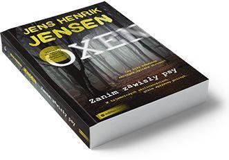 Okładka książki Zanim zawisły psy - Jens Henrik Jensen