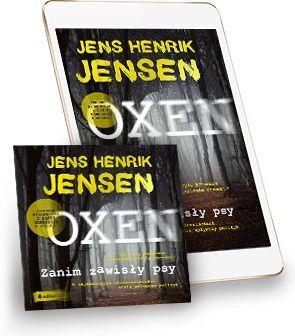 Zanim zawisły psy Jensa Henrika Jensena format audio lub ebook do pobrania